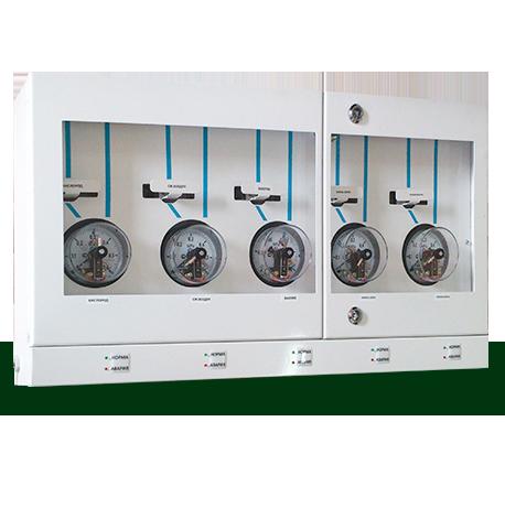 Поэтажная контрольно-отключающая консоль МК-НО-800-ПГС-аналоговая